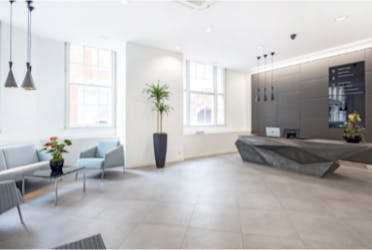 1-3 College Hill, London, Office To Let - 1 - 3 College Hill Reception.PNG - More details and enquiries about this property