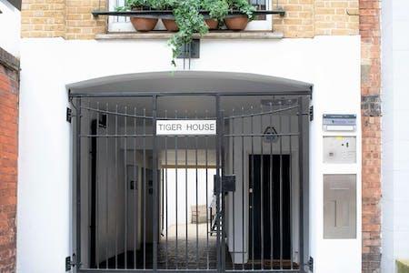 Studio 10 Tiger House, Burton Street, London, Office To Let - tigerhousefrontgate2.jpg