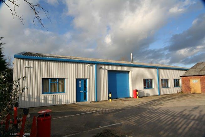 Unit 7 William Street, Porte Marsh Industrial Estate, Calne, Industrial To Let / For Sale - 7 WIlliam Street front.jpg
