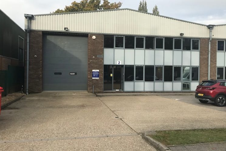 Unit 2a Pincents Kiln Industrial Park, Reading, Industrial To Let - Unit2A.jpg