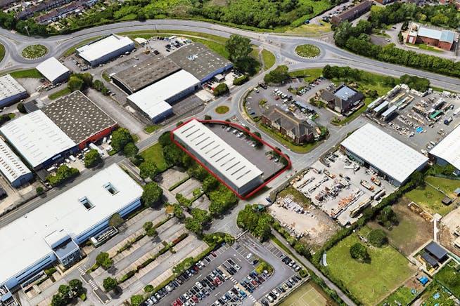 Unit 3, Kembrey Place, Kembrey Park, Swindon, Industrial To Let - Montage2b.jpg