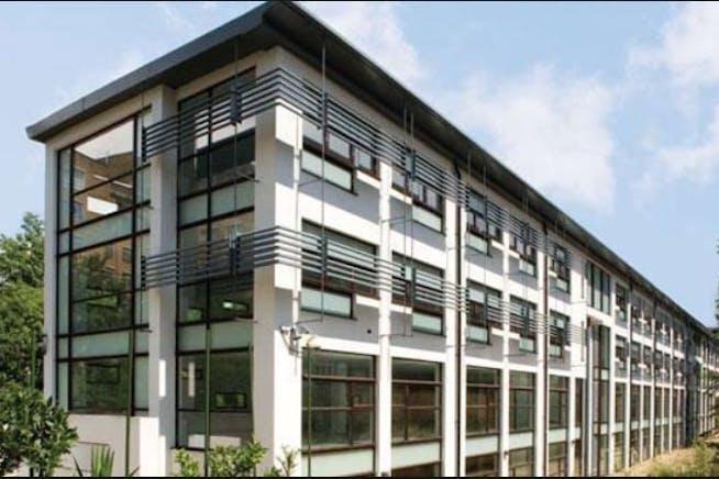 Exhibition House, Addison Bridge Place, London, Office To Let - external.jpg