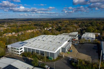 Wilkinson House, Yateley, Warehouse & Industrial To Let - BlackbusheAerial 3of20 2MB.jpg