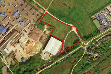 Beenham Industrial Estate, Reading, Reading, Industrial To Let - AerialImage.jpg