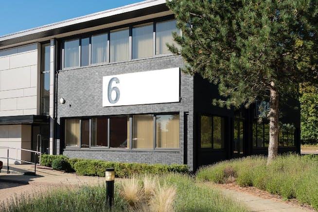 6 Elmwood, Crockford Lane, Basingstoke, Office To Let - 6Elmwood.jpg