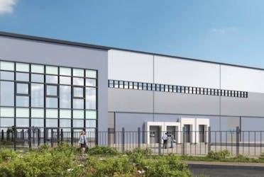 Bardon 56, Beveridge Lane, Coalville, Industrial To Let - Bardon 56 CGi.JPG - More details and enquiries about this property
