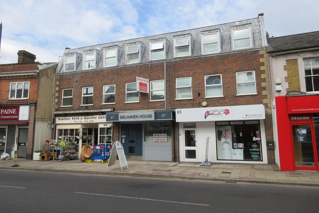 Belhaven House, 67 Walton Road, Molesey, Offices To Let - IMG_0414.JPG