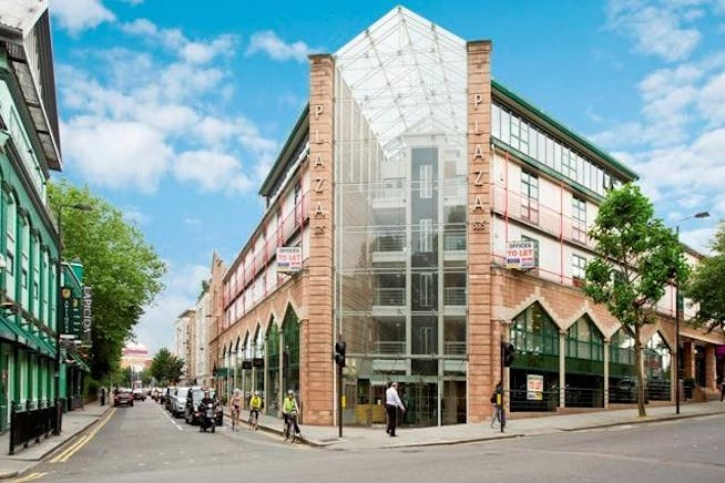 Unit 315, The Plaza, Chelsea, Sw10, Office To Let - Plaza front.jpg