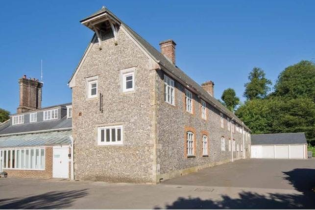 The Old Coach House, Farleigh Wallop, Basingstoke, Offices To Let - External.jpg