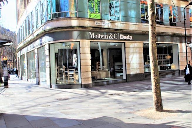 199 Shaftesbury Avenue, London, Retail / Offices To Let - IMGP2871 corner amend.jpg