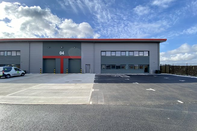 Unit 4, Tavis House Business Centre, Haddenham, Industrial To Let - UNIT 4.JPG