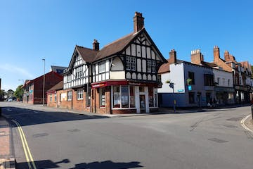 First Floor, 37A, Winchester Street, Basingstoke, Offices To Let - Image 1