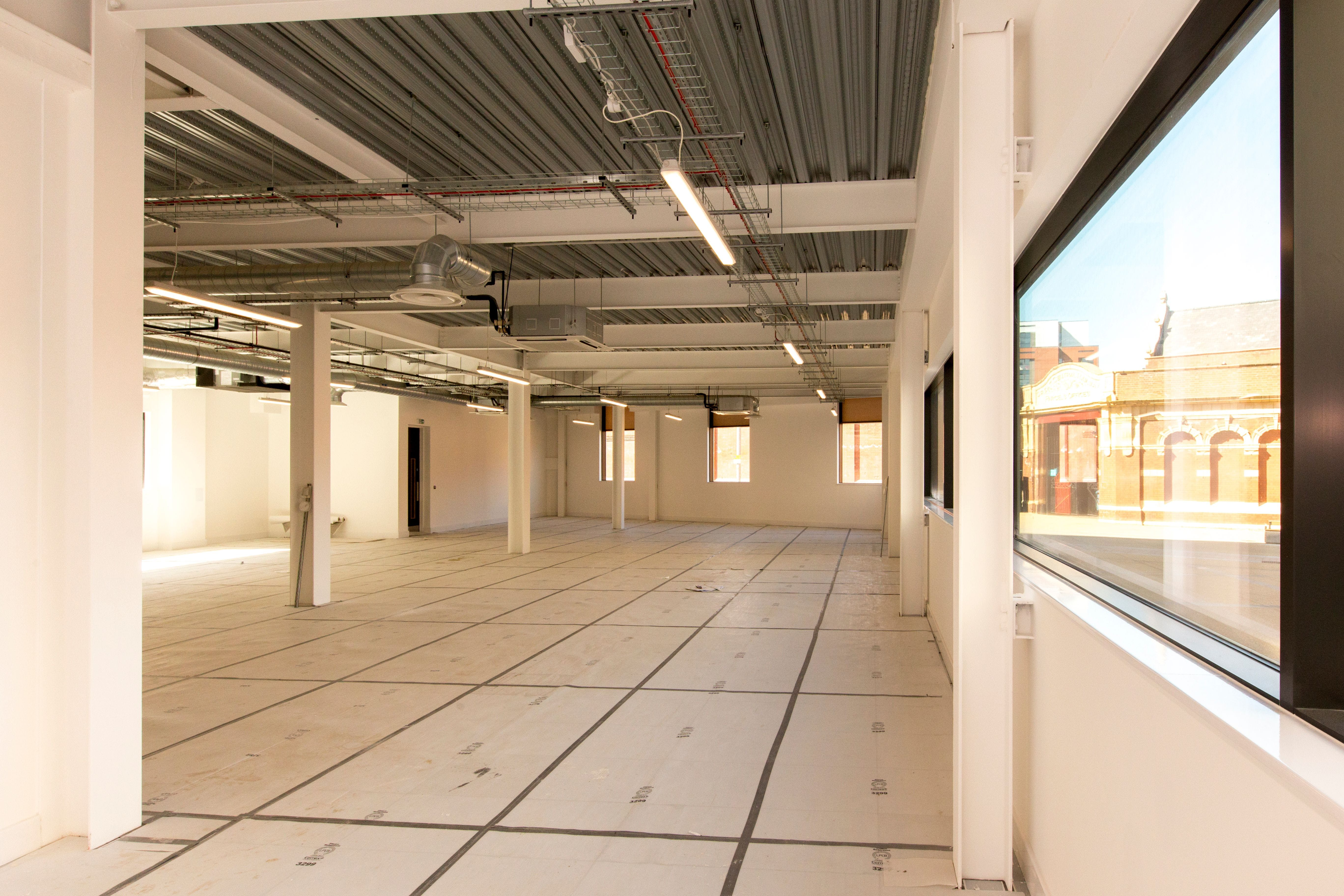 No1 Great Central Square, Medius House, Leicester, Office To Let - Internal Office space shot.jpeg