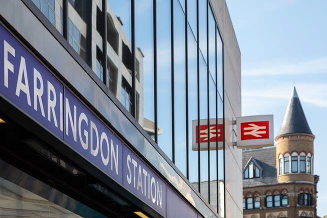 24 Britton Street, London, Offices To Let - Farringdon Station
