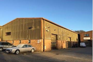 Unit 7, Park Gate Business Centre, Southampton, Industrial To Let - 7 Park Gate business centre - Front.JPG