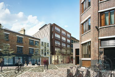 4-6 New Inn Broadway, London, Offices To Let - 15023 Street View -New InnYard_Revised 2017.11.08.jpg - More details and enquiries about this property