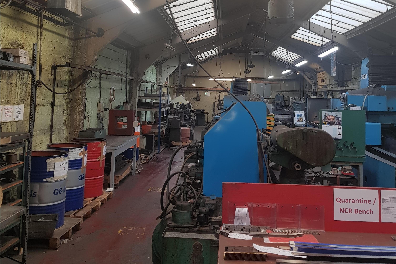 Fernite Works, Coleford Road, Sheffield, Industrial For Sale - Fernite - Internal 1.jpeg
