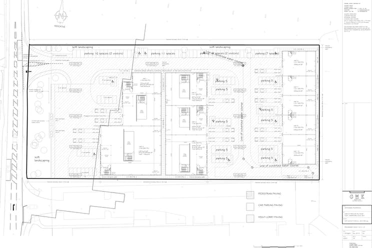 Beacon Point, Church Crookham, Fleet, Warehouse & Industrial, Offices To Let / For Sale - Fleet Marketing Site Layout For B1c B2 and B8 useLayout1.jpg
