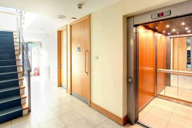 Charta House, Church Street, Staines-Upon-Thames, Office To Let - Charta-House-Staines-lift-768x386.jpg