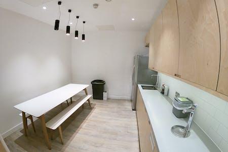 65C Hopton Street, London, Office To Let - Kitchen