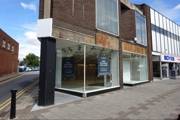 38 Bridge Place, Worksop, Retail / Restaurant To Let - Front_38_Bridge_Place_Worksop.JPG