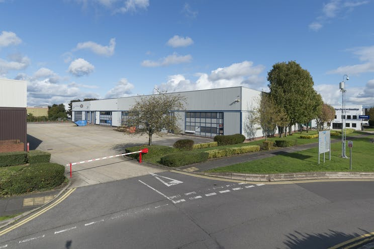 Unit B6, Worton Grange Industrial Estate, Reading, Industrial To Let - B6 Worton Grange