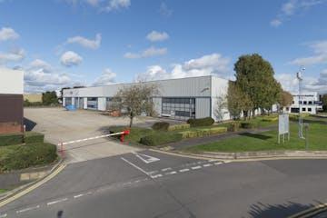 Unit B6, Worton Grange Industrial Estate, Reading, Industrial To Let - B6 Worton Grange