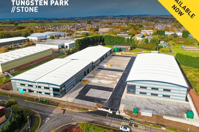 Tungsten Park Stone, Stone, Distribution Warehouse To Let - Image 1.JPG