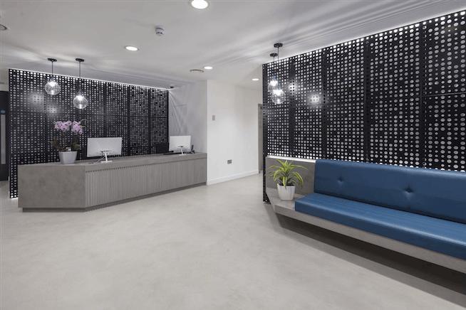 Farringdon Point, 33 Farringdon Road, London, Offices To Let - Reception (1)