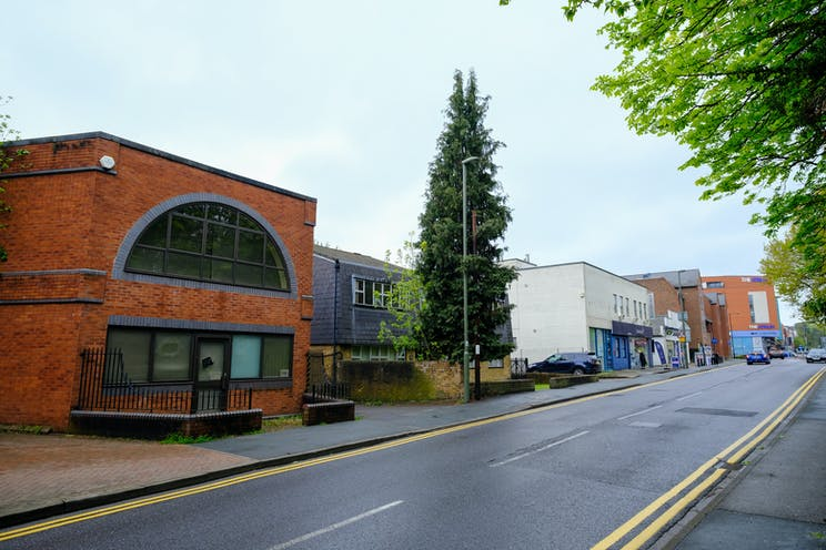 84-100, Park Street, Camberley, Development (Land & Buildings) / Investment Property / Offices / Retail For Sale - park st  groundview from rail.jpg
