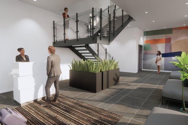 Market Square House, St James Street, Nottingham, Office To Let - 2868Ground Floor Reception.jpg