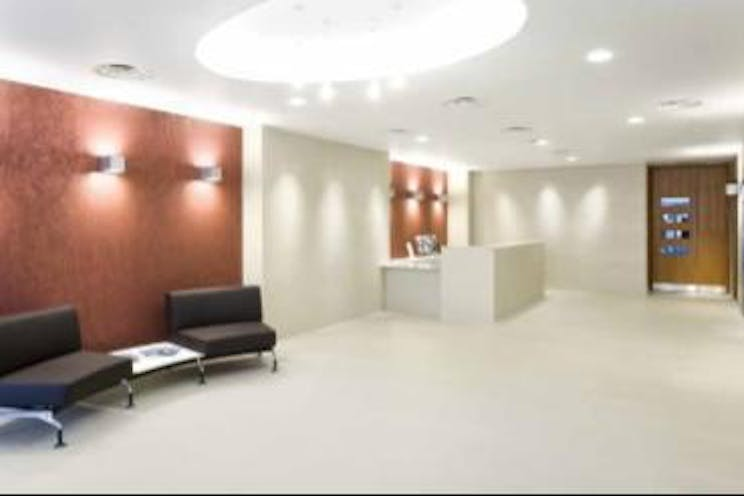 Dial House, 2 Burston Road, Putney, Offices To Let - Dial House Reception.jpg