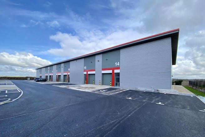 Tavis House Business Centre, Haddenham, Industrial / Investment To Let / For Sale - UNITS 14-20B.JPG