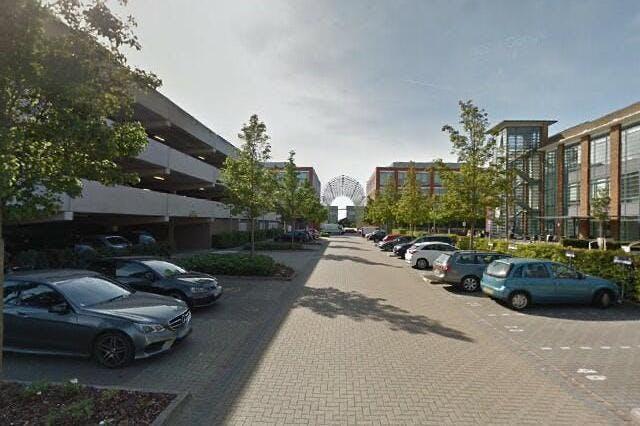 250 Fowler Avenue, Farnborough, Office To Let - StreetMap