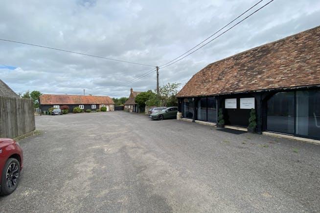 6 Rycote Lane Farm, Thame, Office To Let - ENTRANCE.JPG
