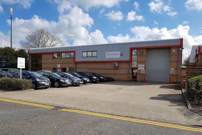 Fairwood Industrial Estate, Leacon Road, Ashford, Warehouse / Industrial To Let - 20190404_105403.jpg
