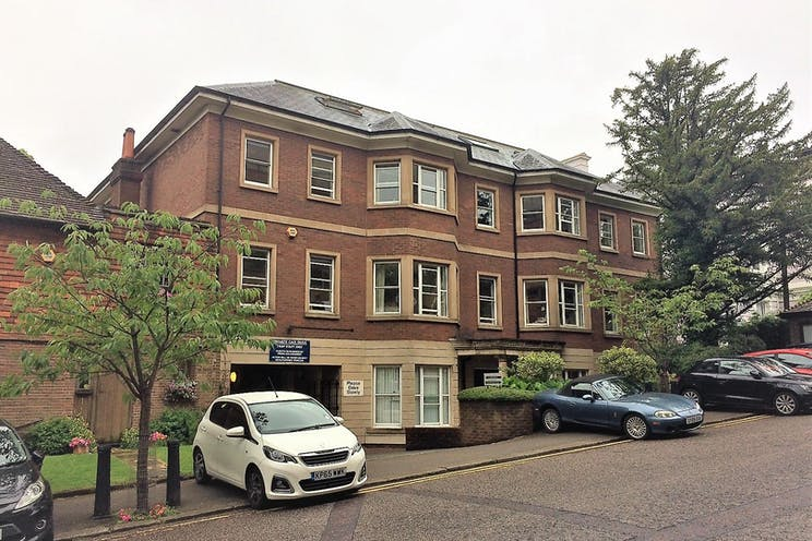 Lonsdale Gate, Lonsdale Gardens, Tunbridge Wells, Investment Property, Offices, Development (Land & Buildings) For Sale - Front of property.JPG