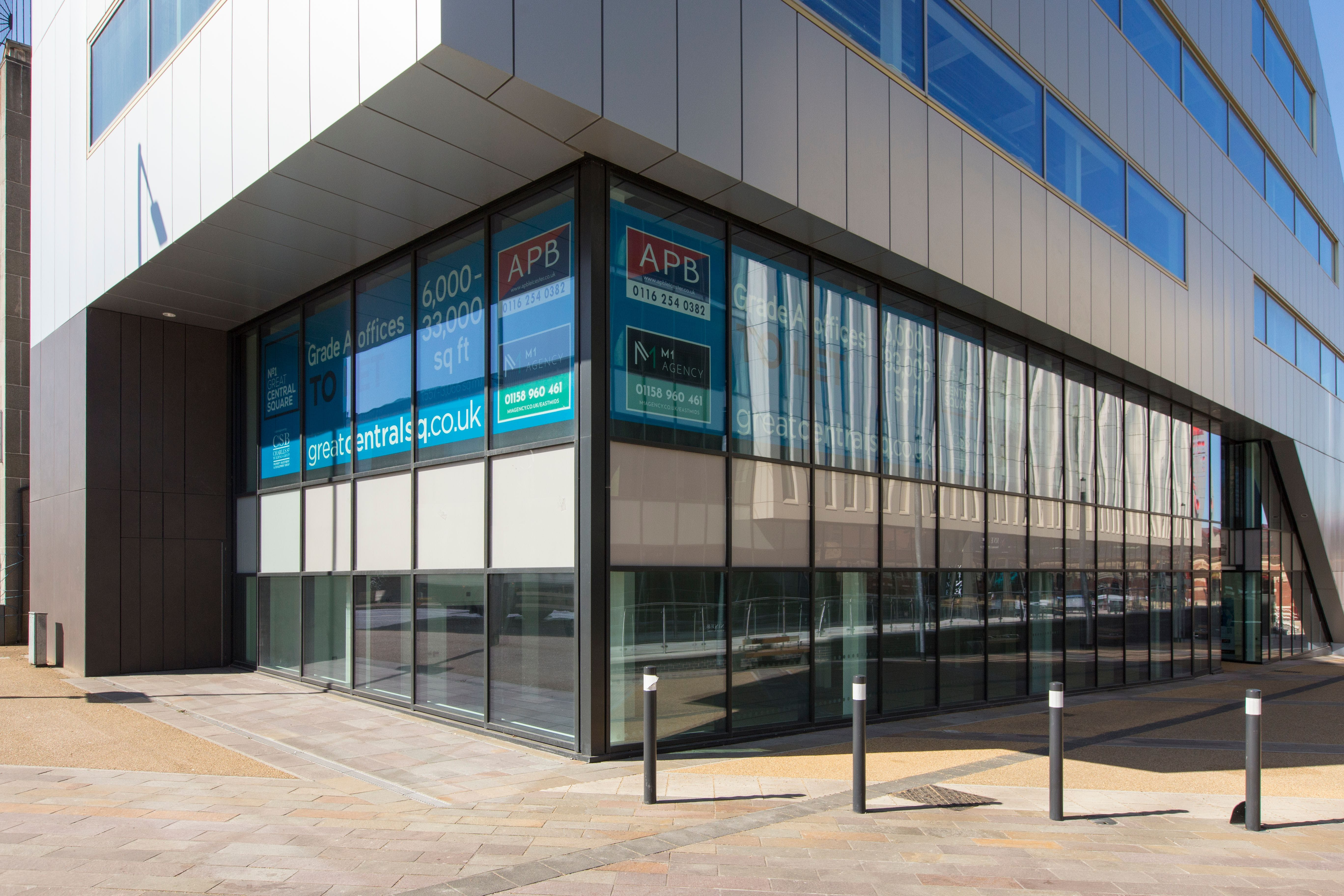 No1 Great Central Square, Medius House, Leicester, Office To Let - Externals.jpeg