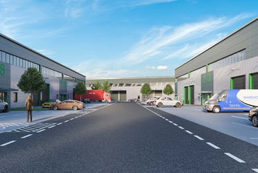 Tonbridge Trade Park, Vale Road, Tonbridge, Industrial / Trade Counter To Let - CGI 1.jpg - More details and enquiries about this property