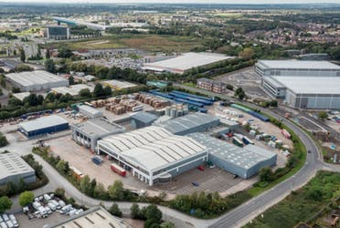 Power Park, Beacon Road, Manchester, Industrial To Let - aerial.PNG - More details and enquiries about this property
