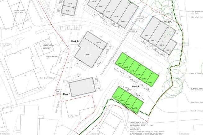 Platform Business Centre, Hastings, Industrial To Let - Plan.JPG