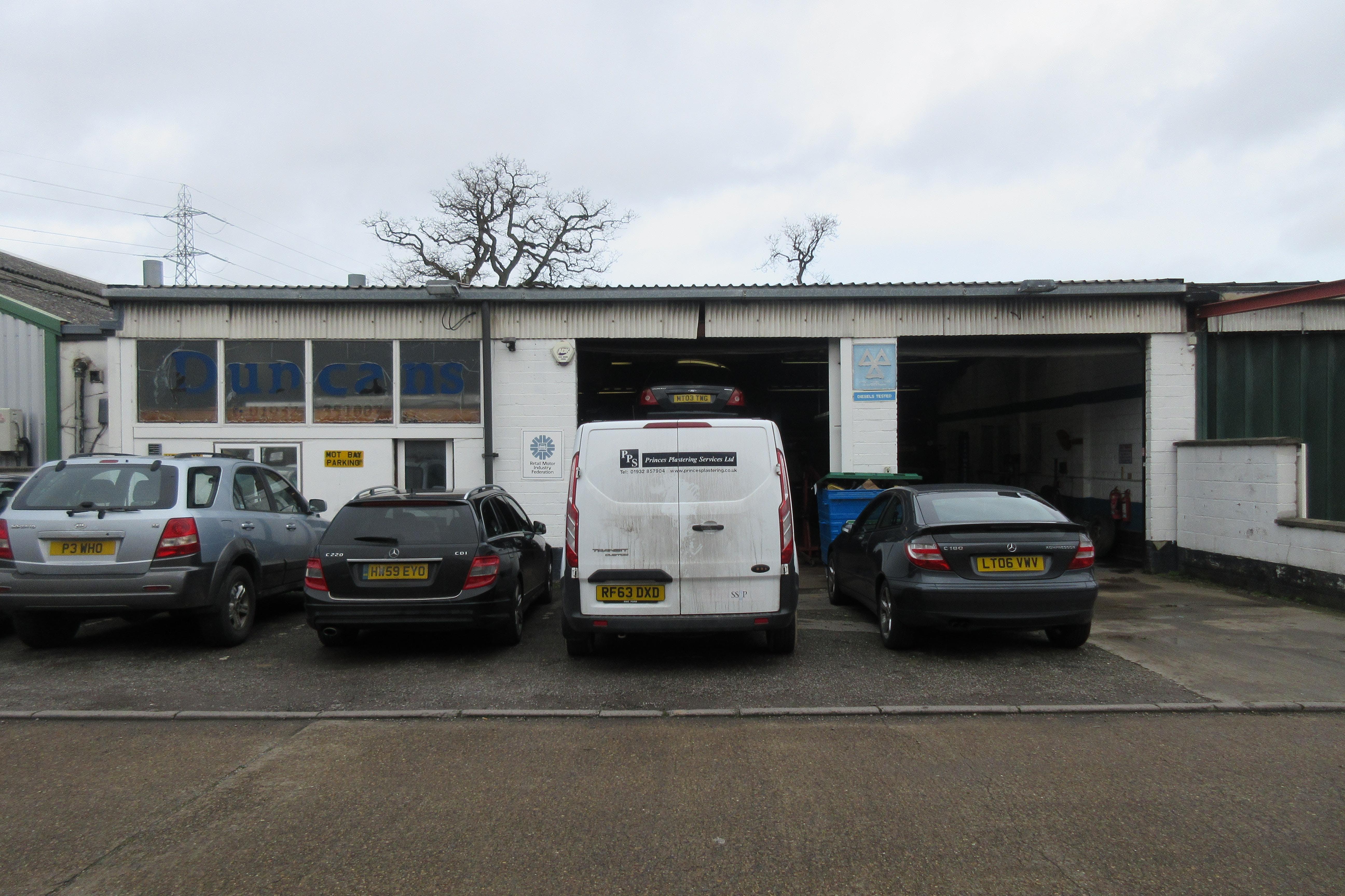 Unit 2, Dorset Way, Byfleet, Warehouse & Industrial To Let - IMG_1764.JPG