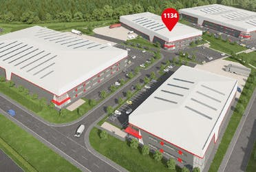 Unit 1134, Silverstone Park, Towcester, Industrial To Let - 1134.PNG - More details and enquiries about this property