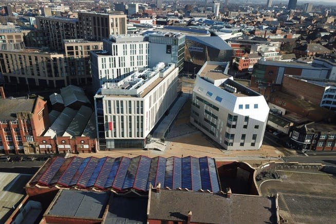 No1 Great Central Square, Medius House, Leicester, Office To Let - Drone1.jpg