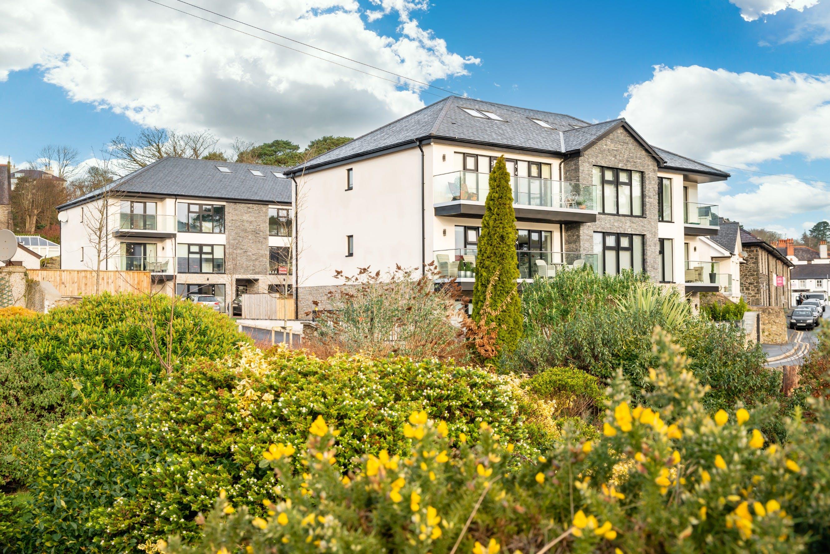 Min Y Don, Water Street, Menai Bridge, Anglesey, Residential For Sale - _SKY4271-Edit.jpg