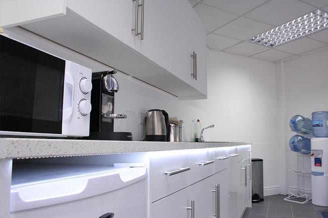 Portland House, Portland House, 243 Shalesmoor, Sheffield, Offices To Let - Kitchen