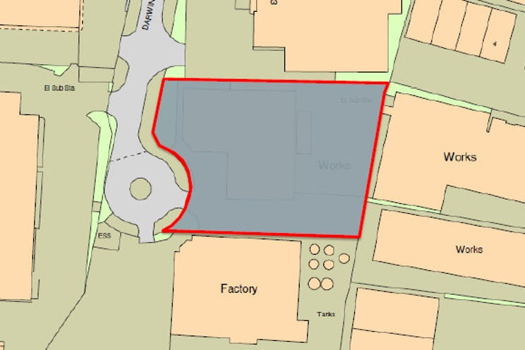 5 Darwin Close, Reading, Reading, Industrial To Let - Greyed Out Promap.jpg