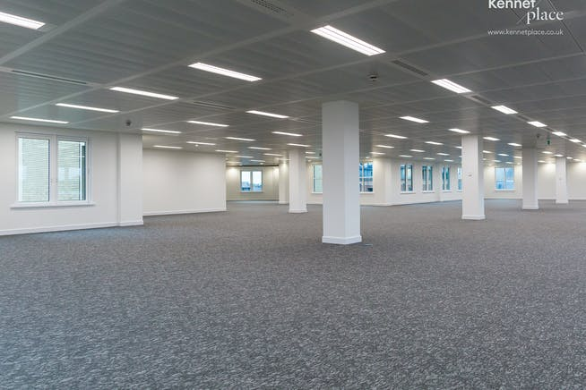 Kennet Place, 121 Kings Road, Reading, Offices To Let - KP_Floorplate_1.jpg