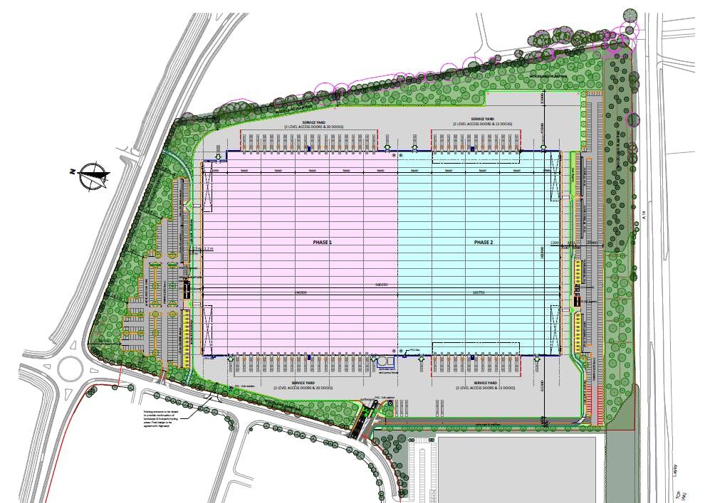 Suffolk Park, Bury St Edmunds, Distribution Warehouse To Let - Site.PNG
