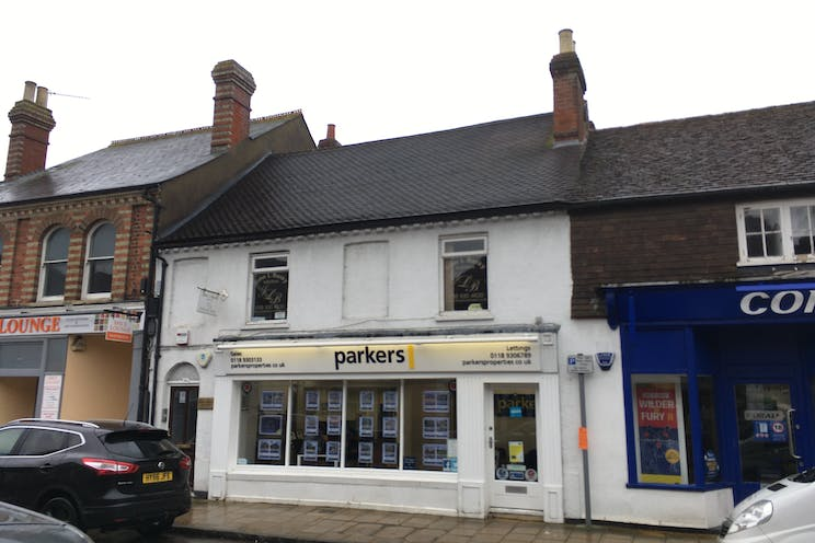 1st Floor, 18A High Street, Reading, Office To Let - Front View